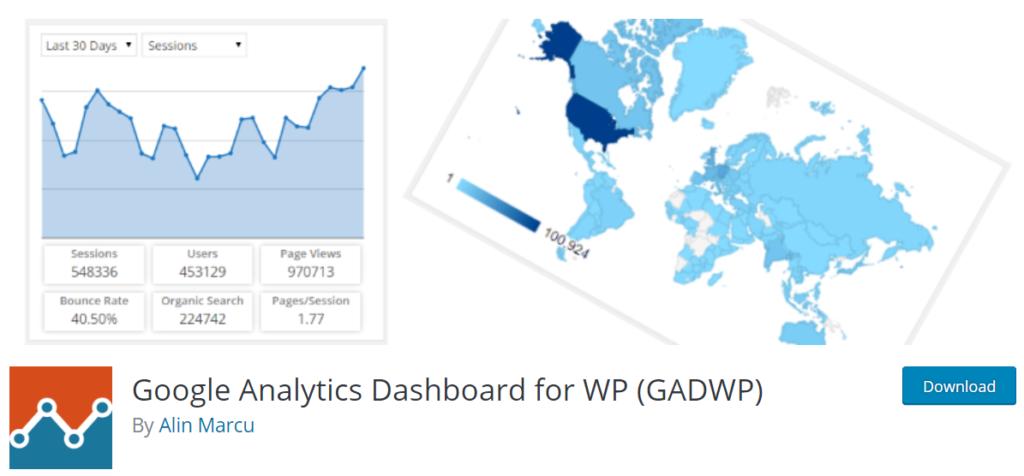 google-analytics-dashboard-by-gadwp-plugin