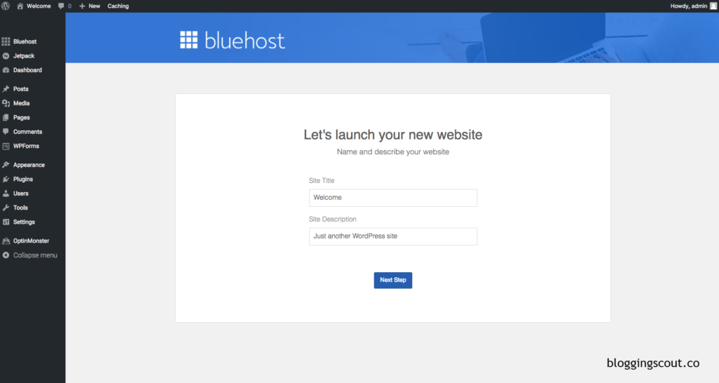 launch-your-own-blog-with-bluehost