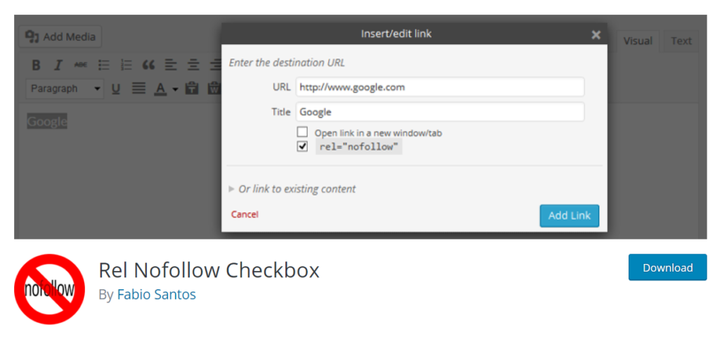 rel-nofollow-checkbox-plugin