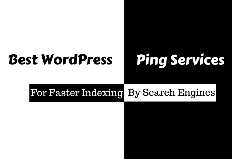 wordpress-ping-list