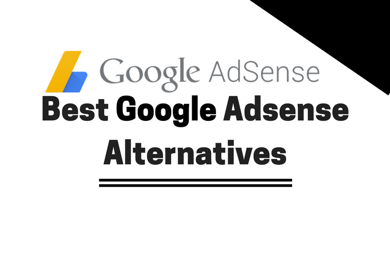 best-google-adsense-alternatives